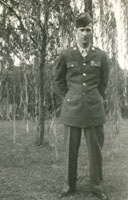 """Mike"" in uniform"